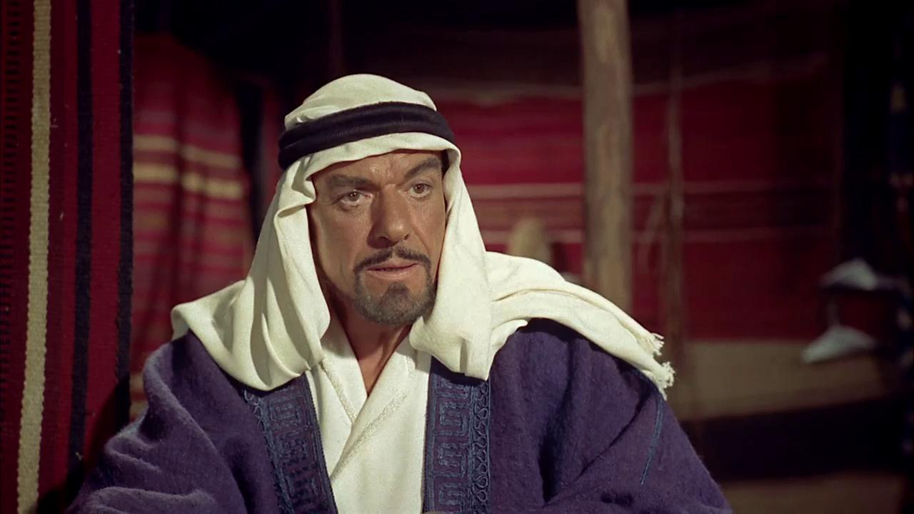 André Morell in The Black Tent (1956)