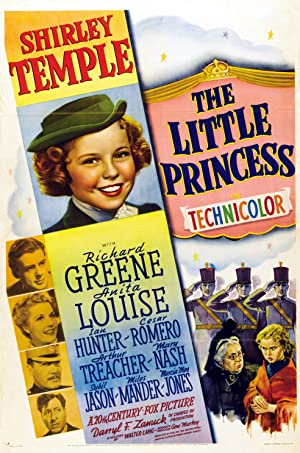 The Little Princess Poster Image