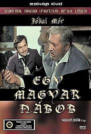 Egy magyar nábob Poster