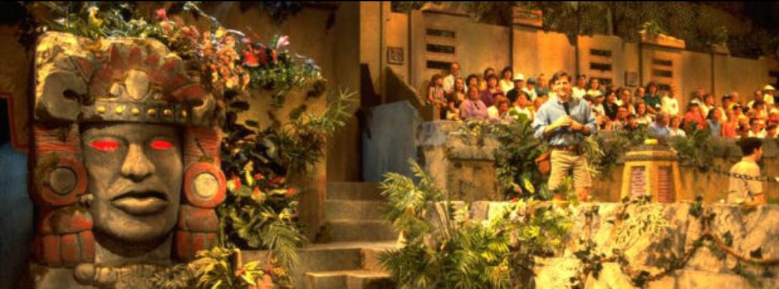 Kirk Fogg in Legends of the Hidden Temple (1993)