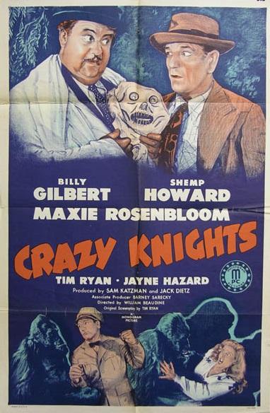دانلود زیرنویس فارسی فیلم Crazy Knights