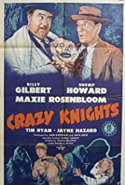 Crazy Knights Poster