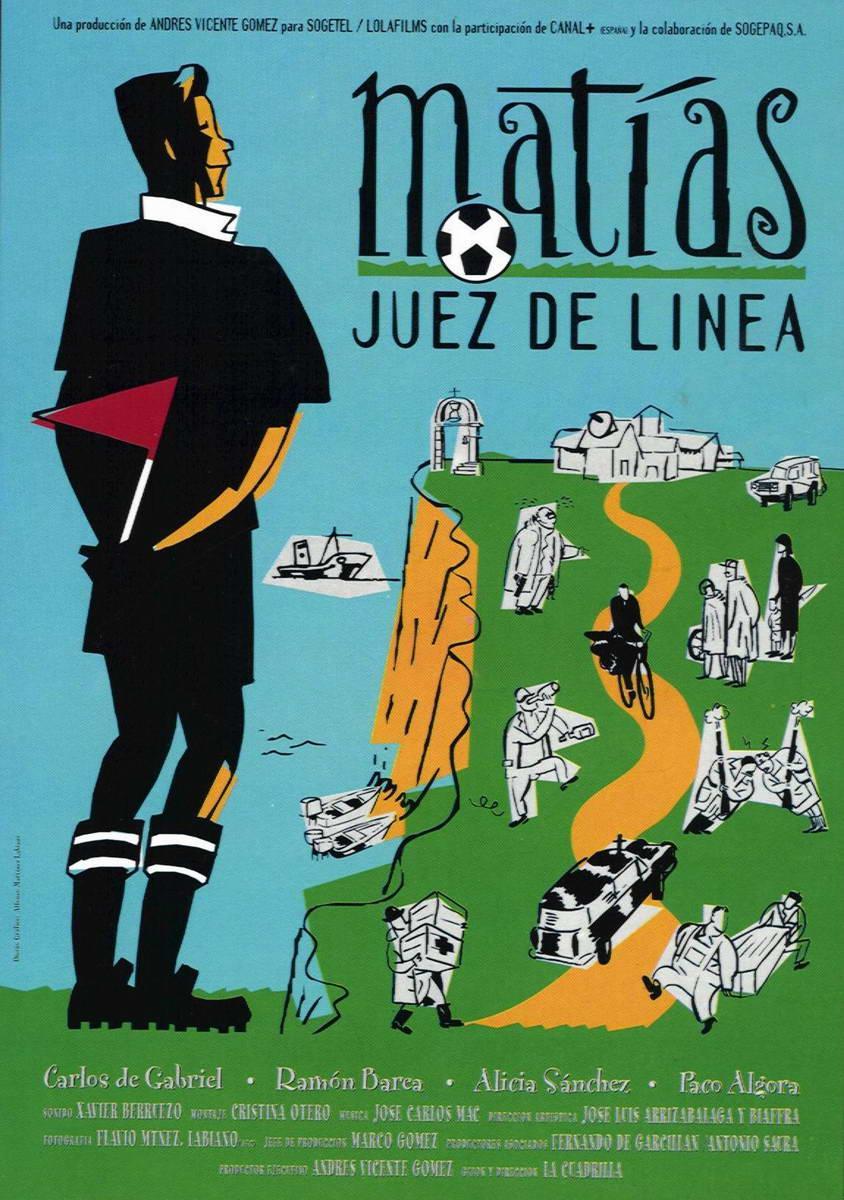 Matías, juez de línea (1996)