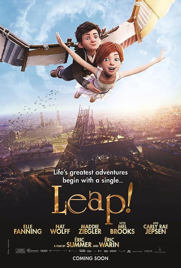 Leap! (2016) Hindi Dubbed