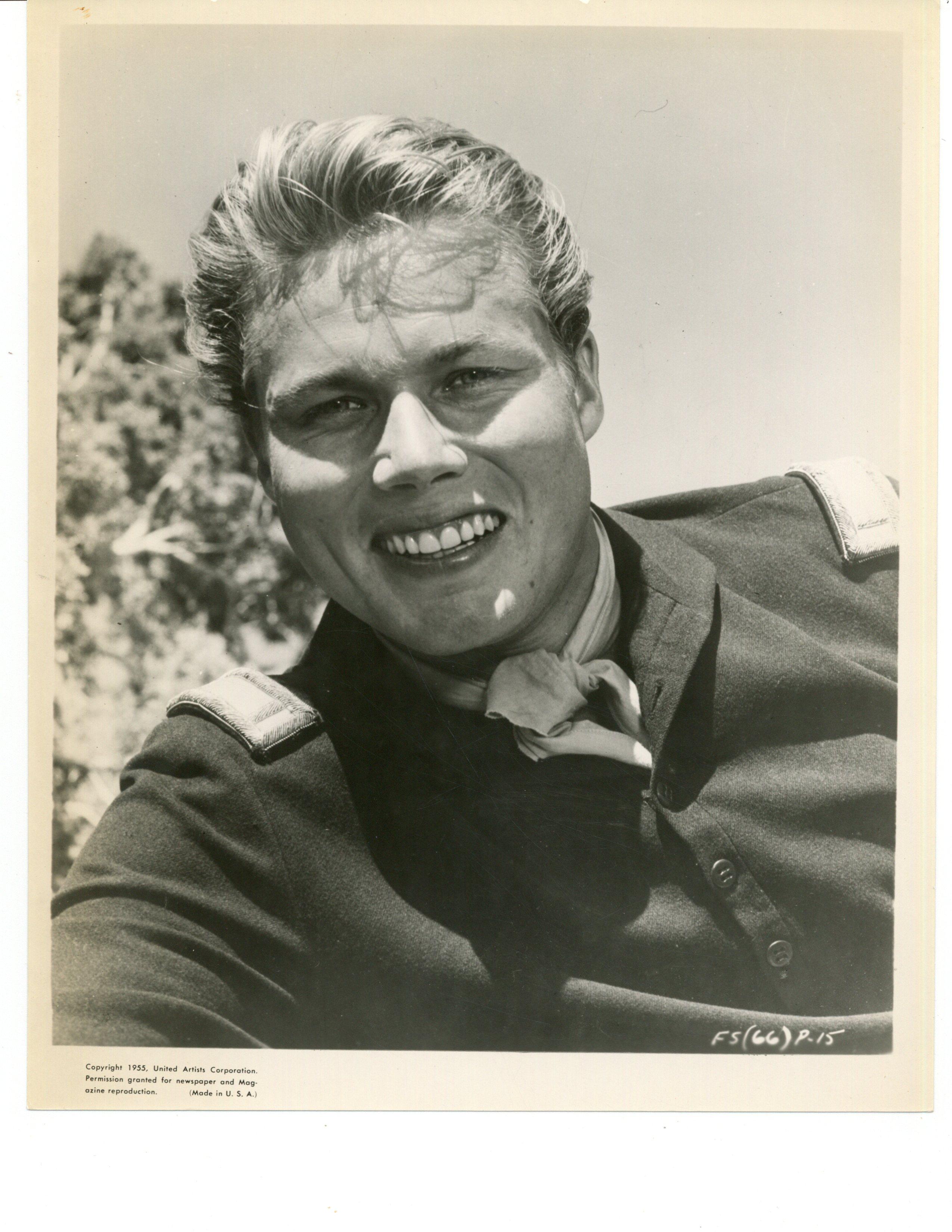 John Smith in Quincannon, Frontier Scout (1956)