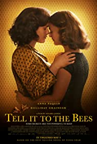 Anna Paquin and Holliday Grainger in Tell It to the Bees (2018)