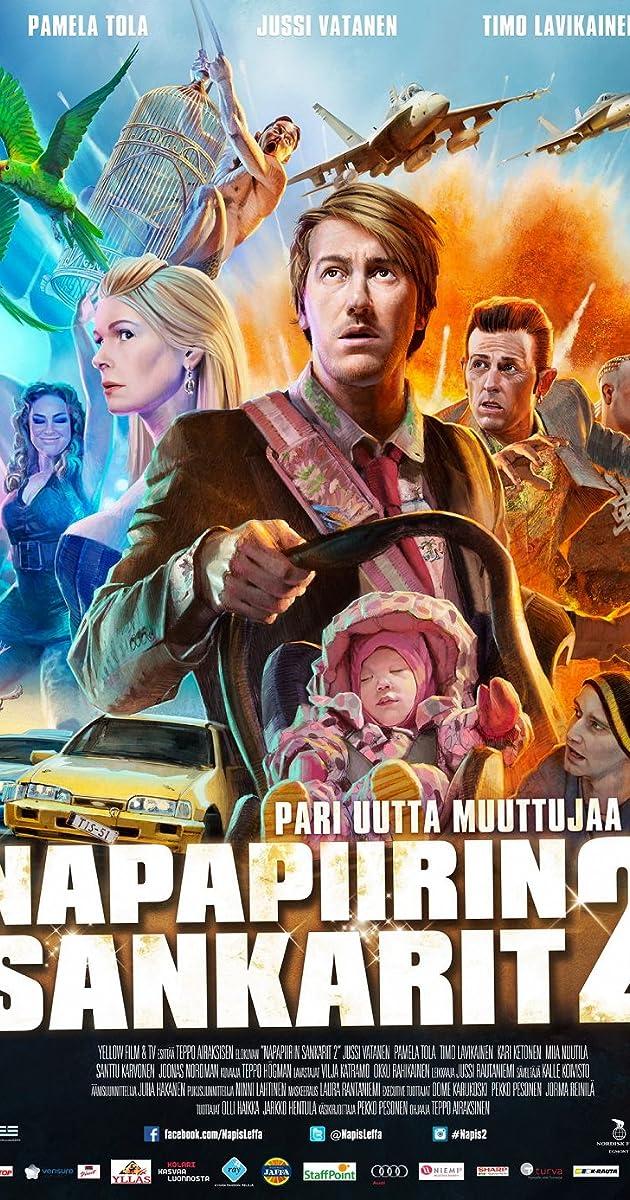 Napapiirin Sankarit Soundtrack