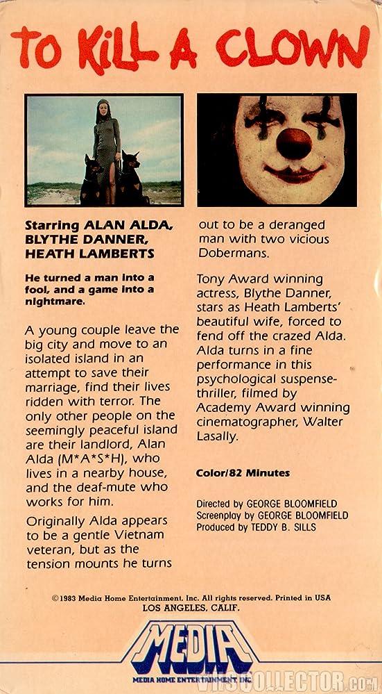 To Kill a Clown (1972)
