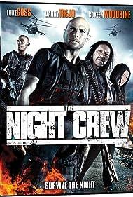 Danny Trejo, Luke Goss, Bokeem Woodbine, and Chasty Ballesteros in The Night Crew (2015)