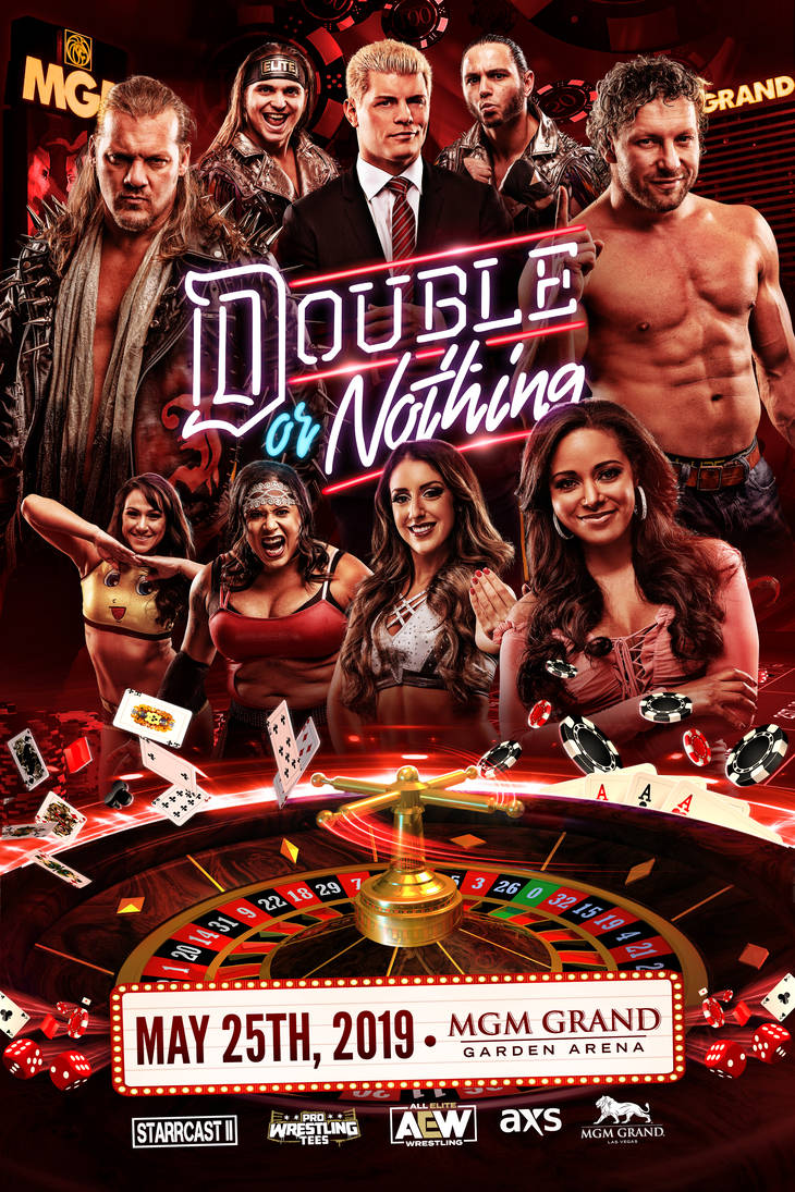 All Elite Wrestling: Double or Nothing (2019) - IMDb