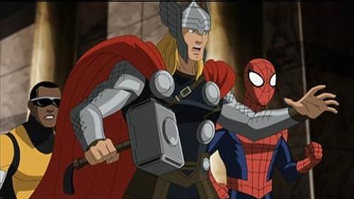 Marvel's Ultimate Spider-Man: Avenging Spider-Man