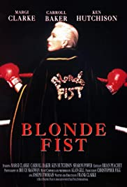 Blonde Fist Poster