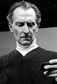 Peter Cushing in The Caves of Steel (1964)