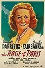The Rage of Paris (1938) Poster