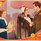 Robert Taylor, Binnie Barnes, and Janet Gaynor in Small Town Girl (1936)