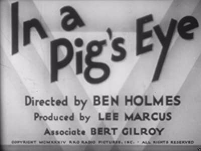 Television full movie hd download In a Pig's Eye by [640x360]