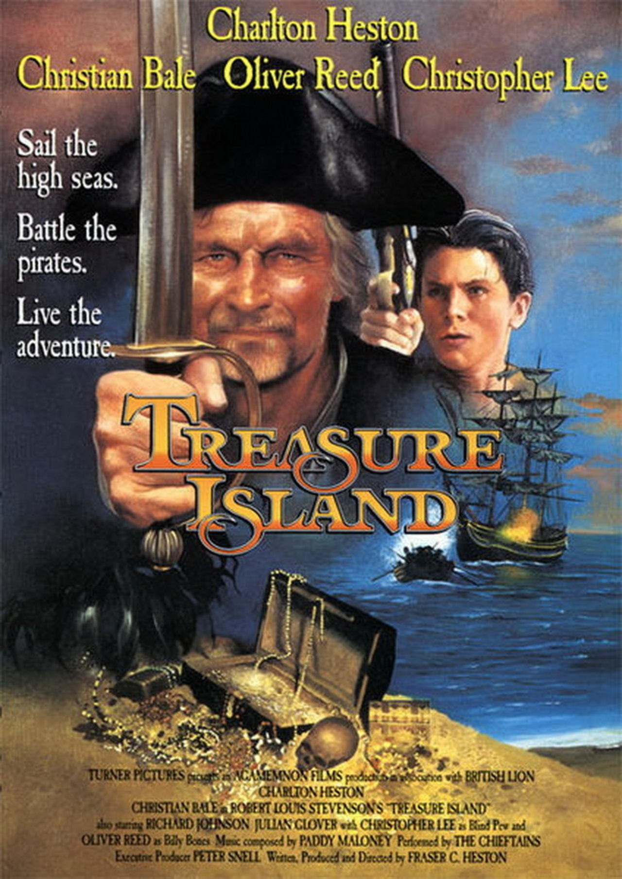 The best films about treasure and adventure 34