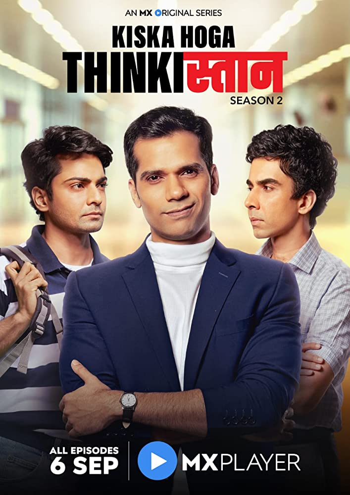 Thinkistan (2019) S02 Hindi Complete Web Series 720p WEB-DL 2.1GB Download
