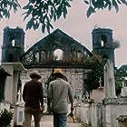 Christopher De Leon and Eddie Infante in Haplos (1982)