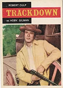Best download site for movies Trackdown - The Toll Road (1958), Parley Baer, Trevor Bardette [480p] [Mpeg] [iPad]