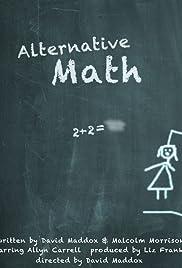 Alternative Math Poster