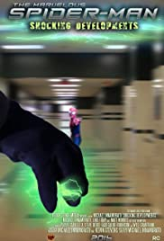 The Marvelous Spider-Man: Shocking Developments Poster