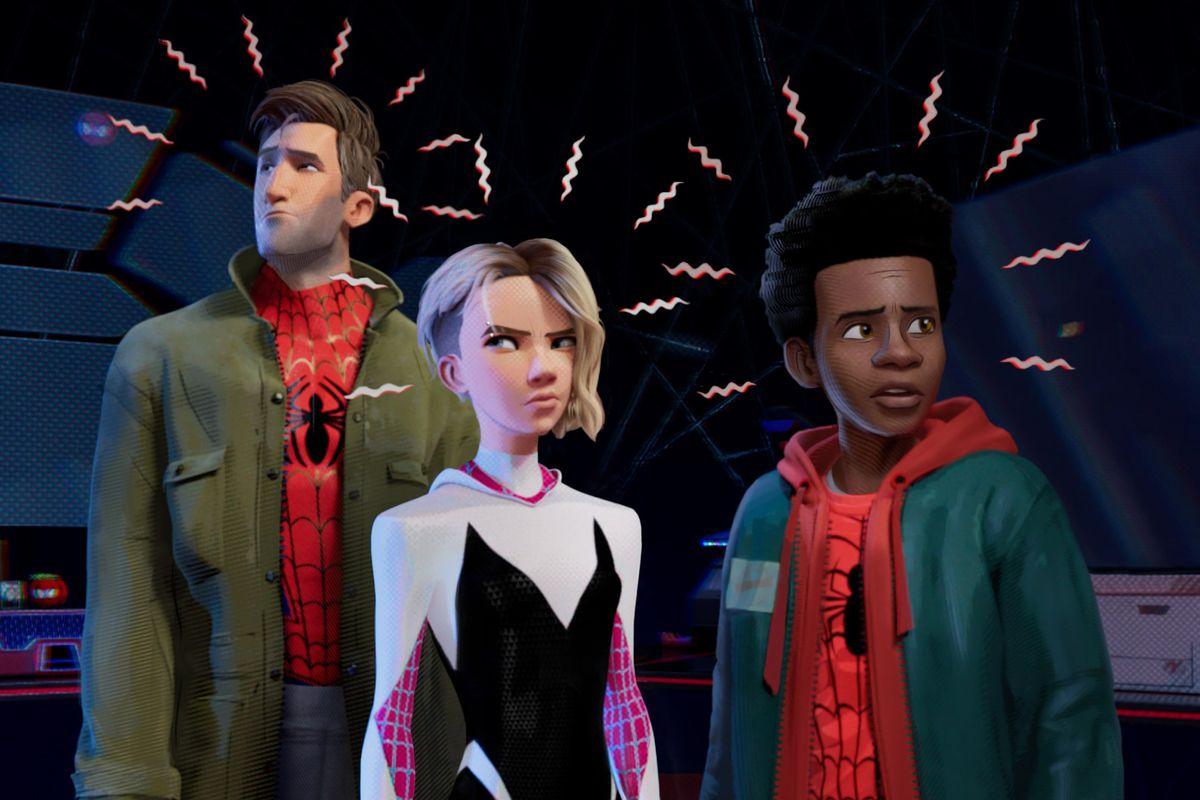 Spiderman Wallpaper Un Nuevo Universo