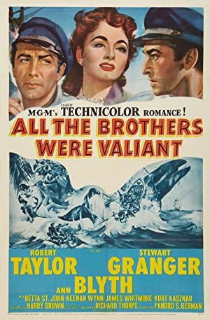 Richard Thorpe All the Brothers Were Valiant Movie