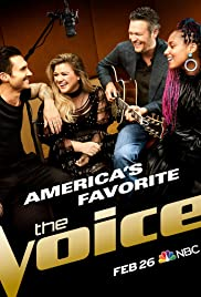 The Voice: Super Commercial Poster