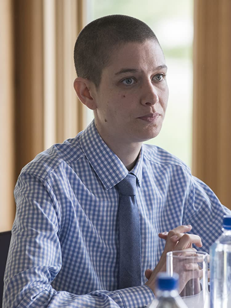 Asia Kate Dillon in Billions 2016