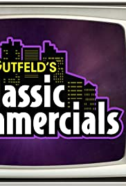 Gutfeld's Classic Commercials Poster