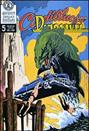 Cadillacs and Dinosaurs Poster - TV Show Forum, Cast, Reviews