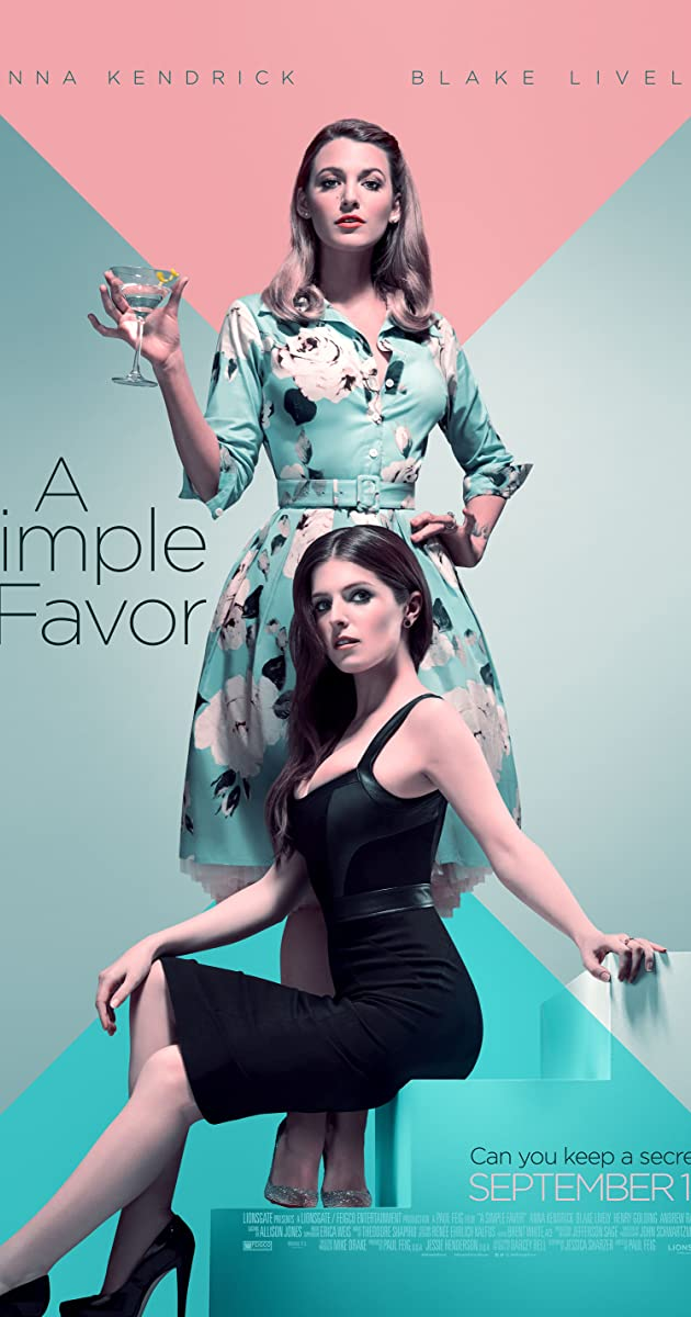 Subtitle of A Simple Favor