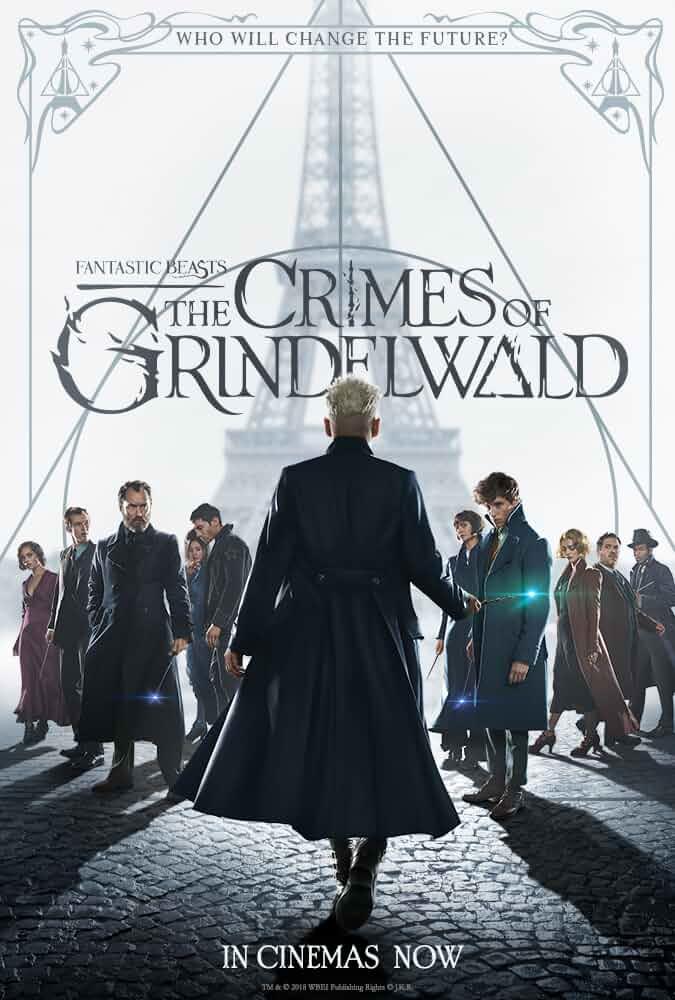 Fantastic Beasts: The Crimes of Grindelwald (2018) HDCAM [Hindi+Tamil+Eng] -900MB-400MB