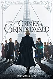 Image result for crimes of grindelwald movie poster
