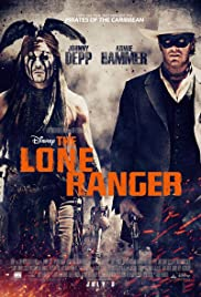 The Lone Ranger (2013) 720p