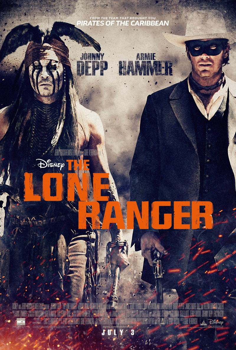 The Lone Ranger (2013) BluRay 480p, 720p & 1080p
