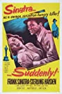 Suddenly (1954) Poster