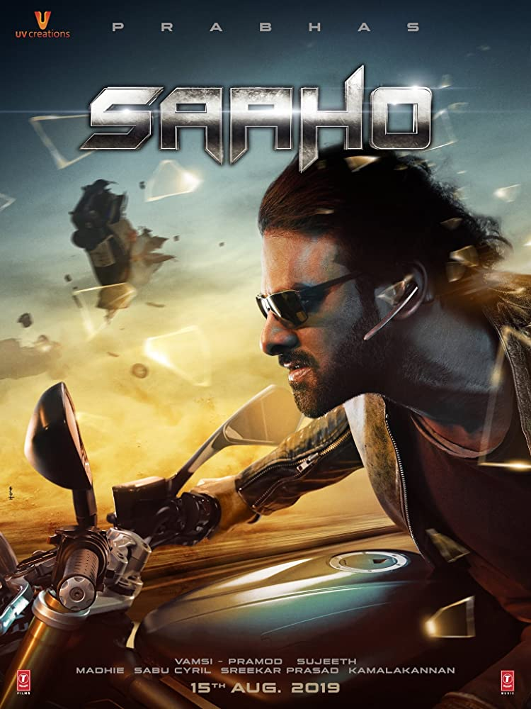 Saaho (2019) Hindi Movie Official Teaser 720p HDRip Free Download