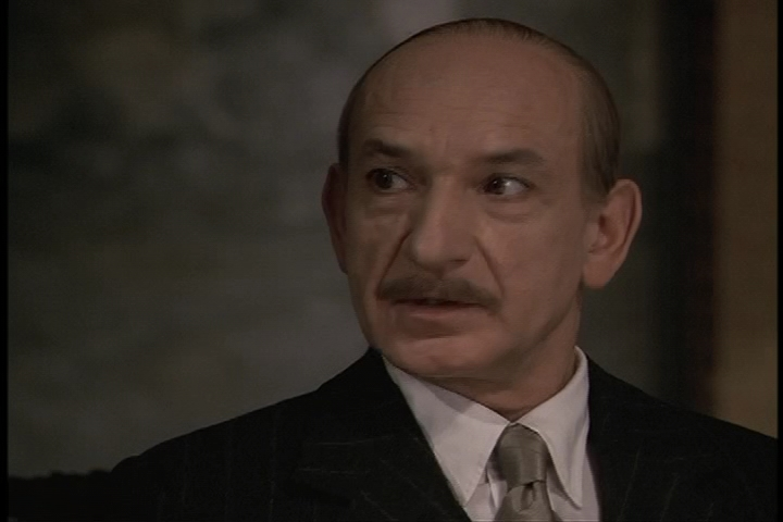 Ben Kingsley in Anne Frank: The Whole Story (2001)