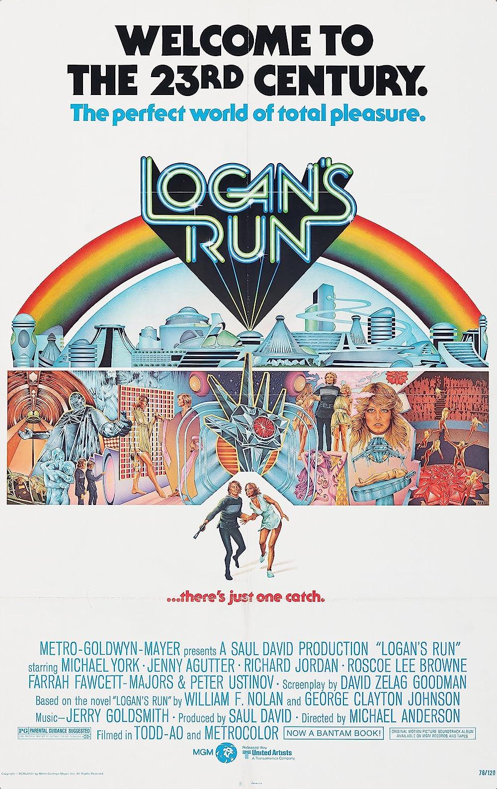 Logan's Run (1976) - IMDb
