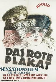 Das rote Plakat (1920)
