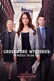 Crossword Mysteries: A Puzzle to Die For (2019 TV Movie)