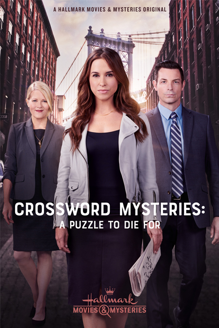 Crossword Mysteries A Puzzle To Die For Tv Movie 2019 Imdb