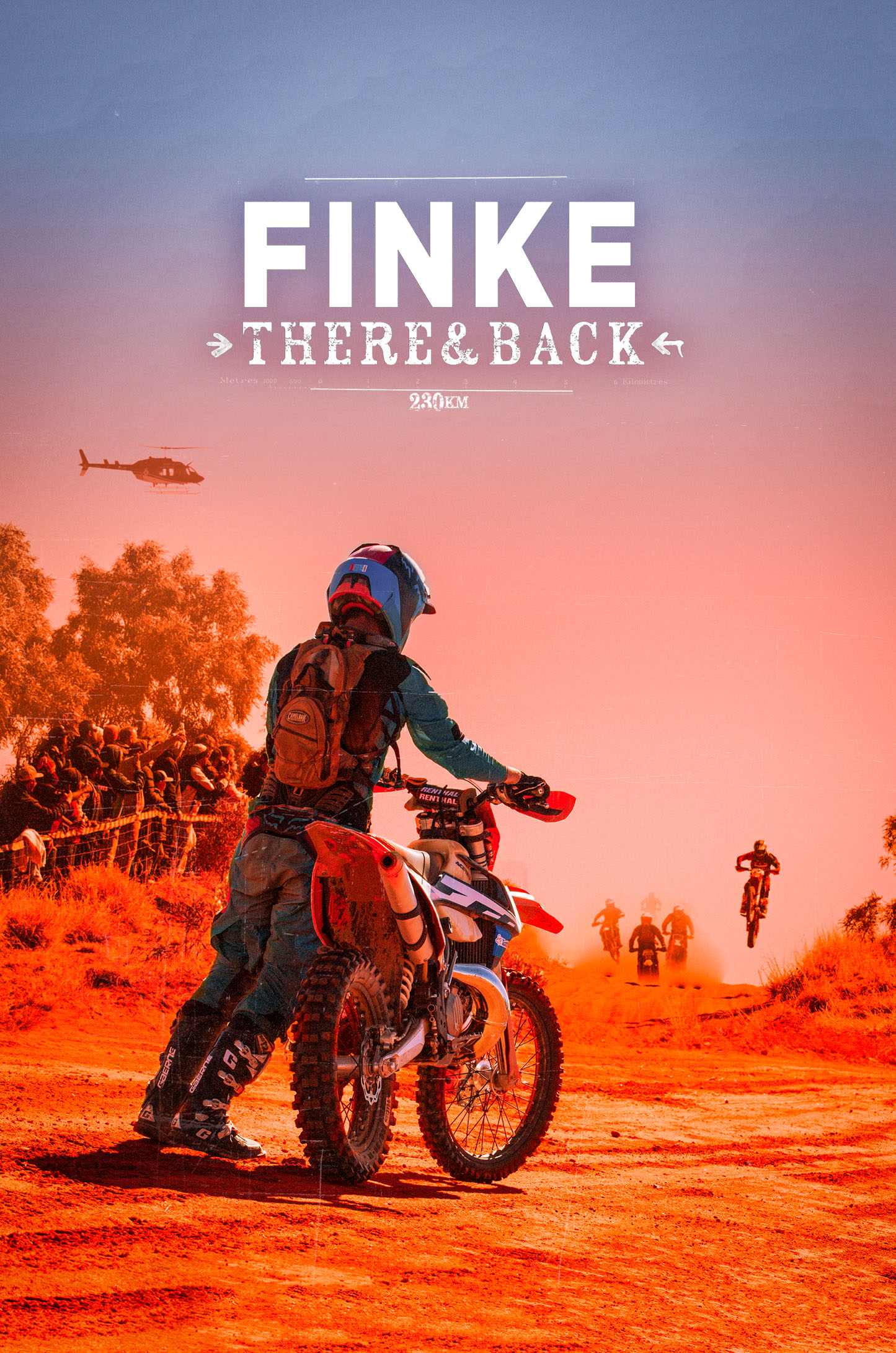 Finke: There and Back (2018)