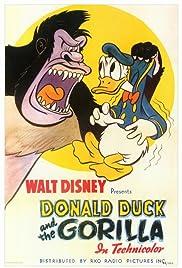 donald duck and the gorilla 1944 imdb