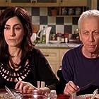 Ronit Elkabetz and Moni Moshonov in Jaffa (2009)