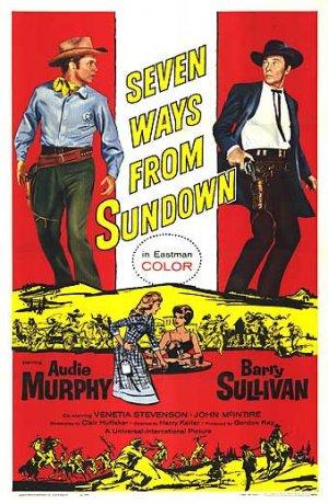 Seven Ways from Sundown 1960|movies247.me