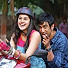 Amit Sadh and Taapsee Pannu in Running Shaadi (2017)