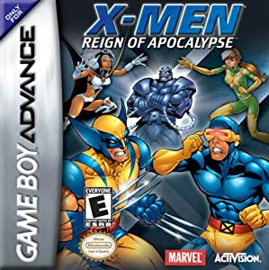 Watching movies netflix X-Men: Reign of Apocalypse USA [WEBRip]